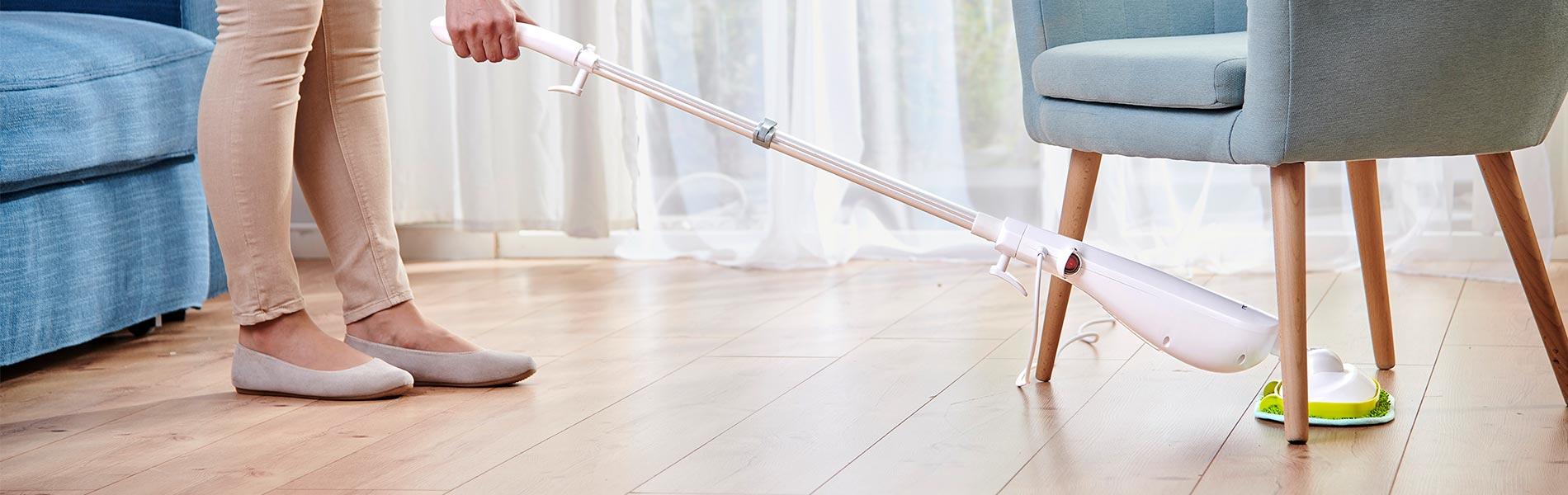 Nano paročistač za podove
