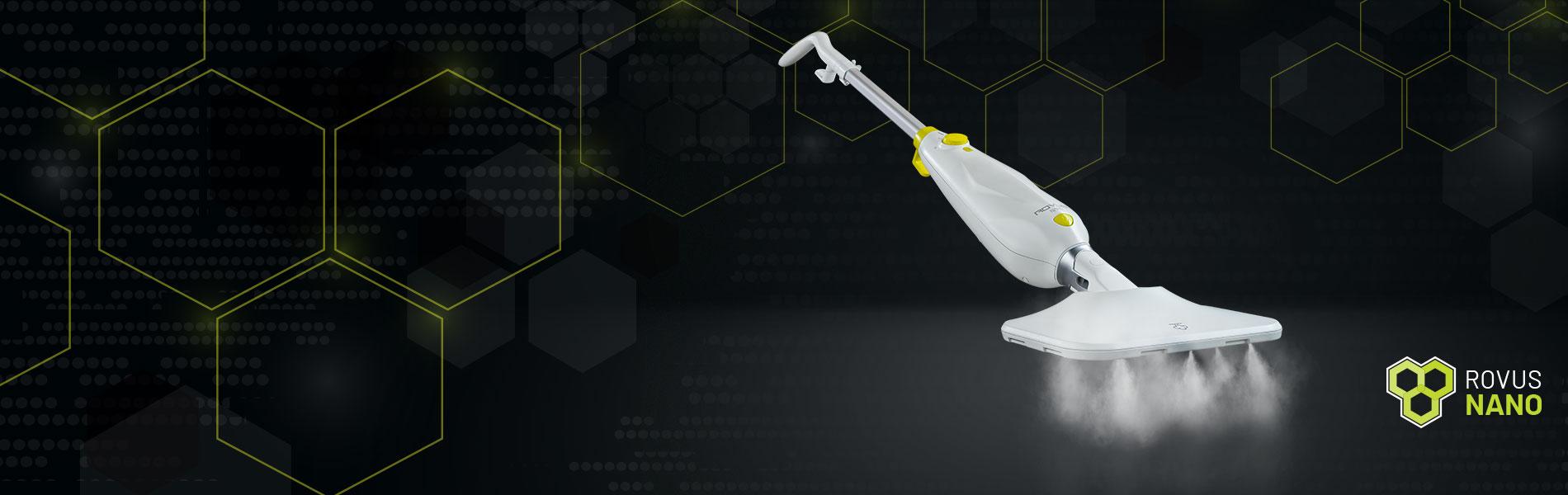 Nano Plus paročistač za podove
